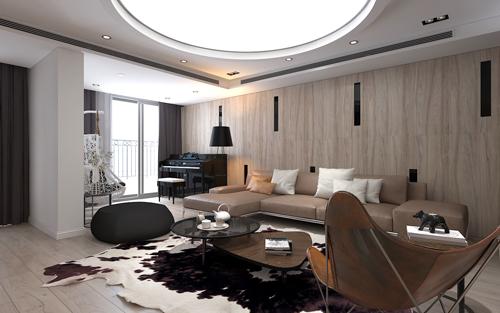 Phương án cải tạo tối ưu cho căn hộ Park Hill - 2715 thông 2712b