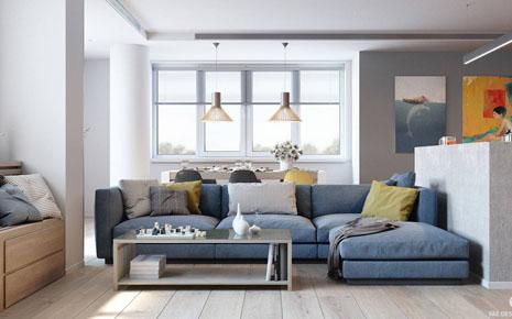 Gợi ý thiết kế căn hộ 110m2 Chung cư Park Hill - Phong cách Scandinavian
