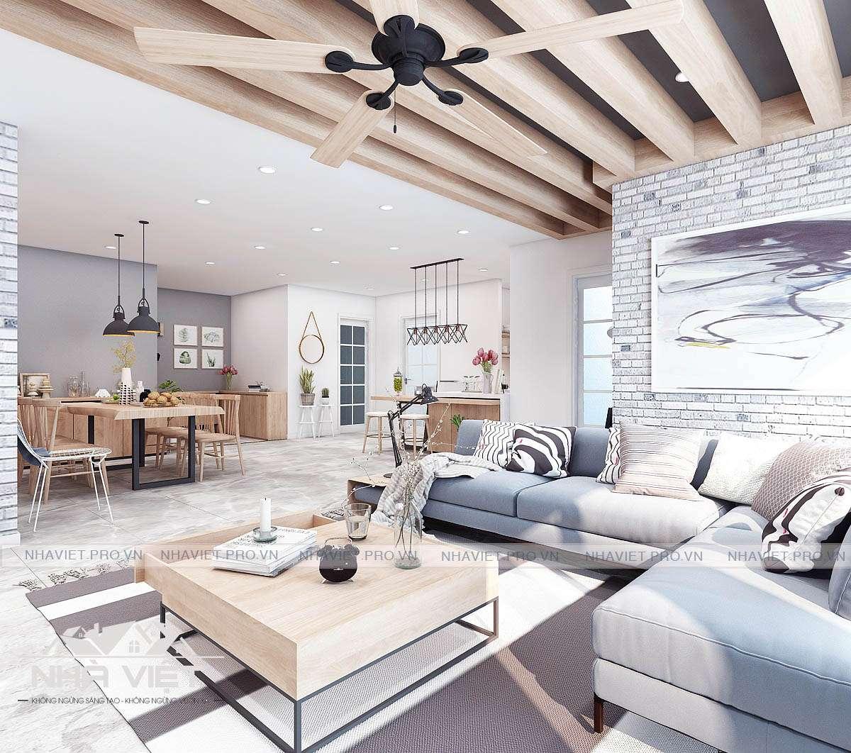 Thiết kế nội thất căn hộ 03 Park 12 – 4 phòng ngủ